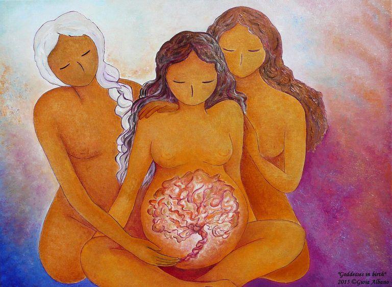 A todas las Madres Guardianas de la Vida
