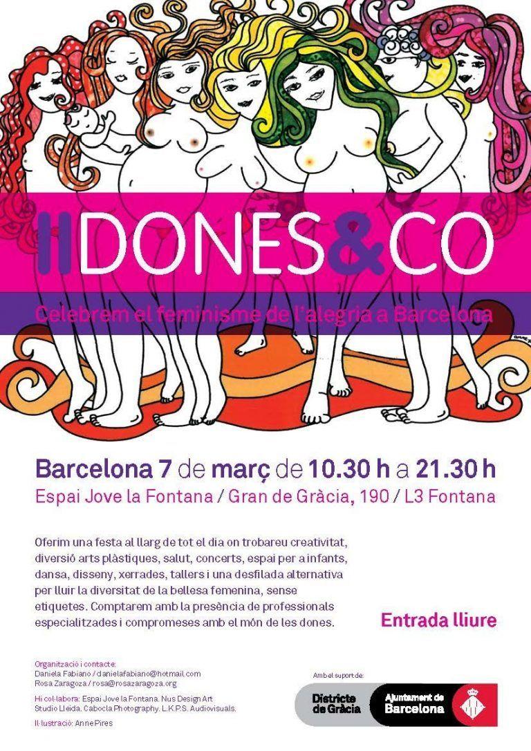 Charla en Dones  & Co
