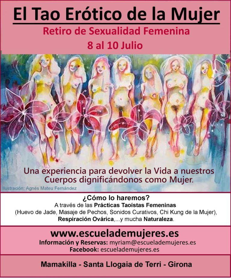 ¿Qué significa «El Tao Erótico de la Mujer»?