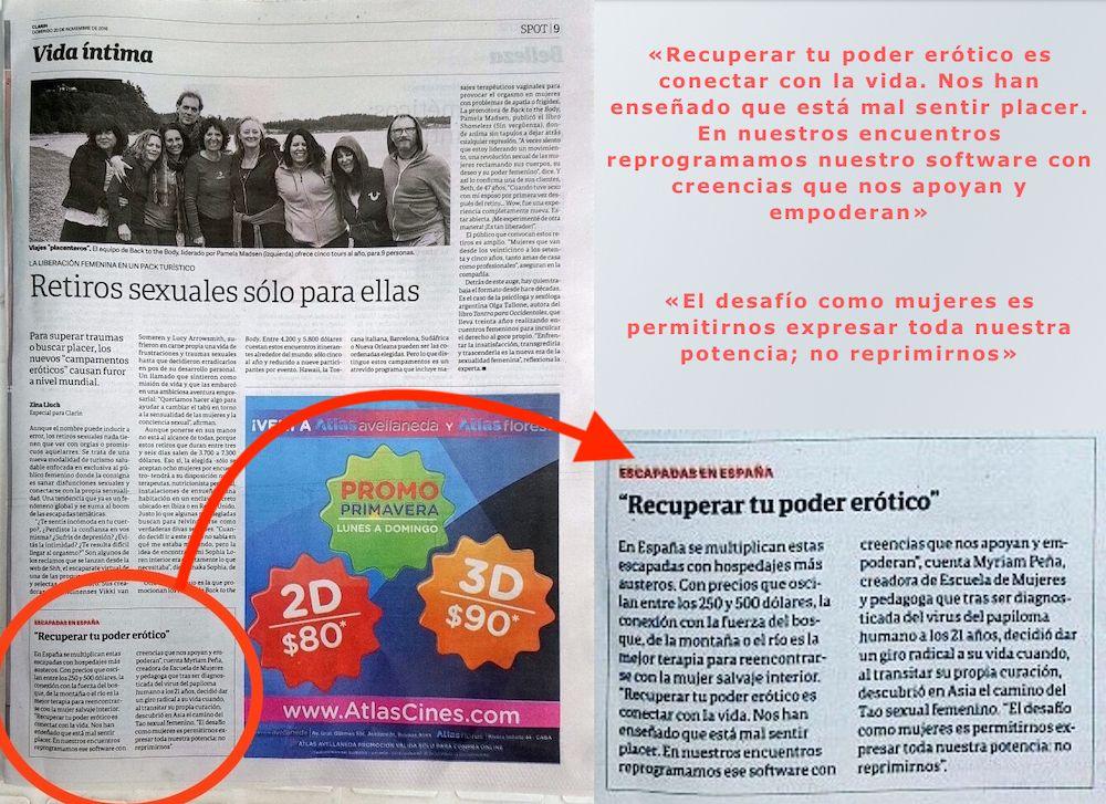 Entrevista Prensa